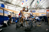 Filipino-American Cyclist Arland Macasieb Sets Philippine Record for 1-Hour Track Time Trial