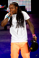 Lil' Wayne Concert ft Lloyd, Far East Movement, Keri Hilson and Rick Ross